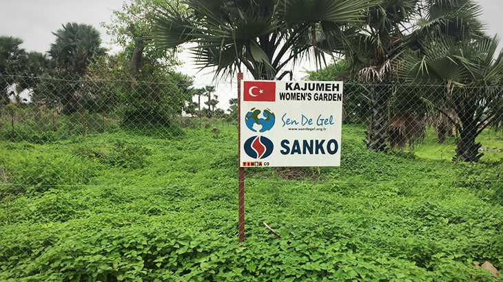 Sanko Textile Has Become Our Country Sponsor